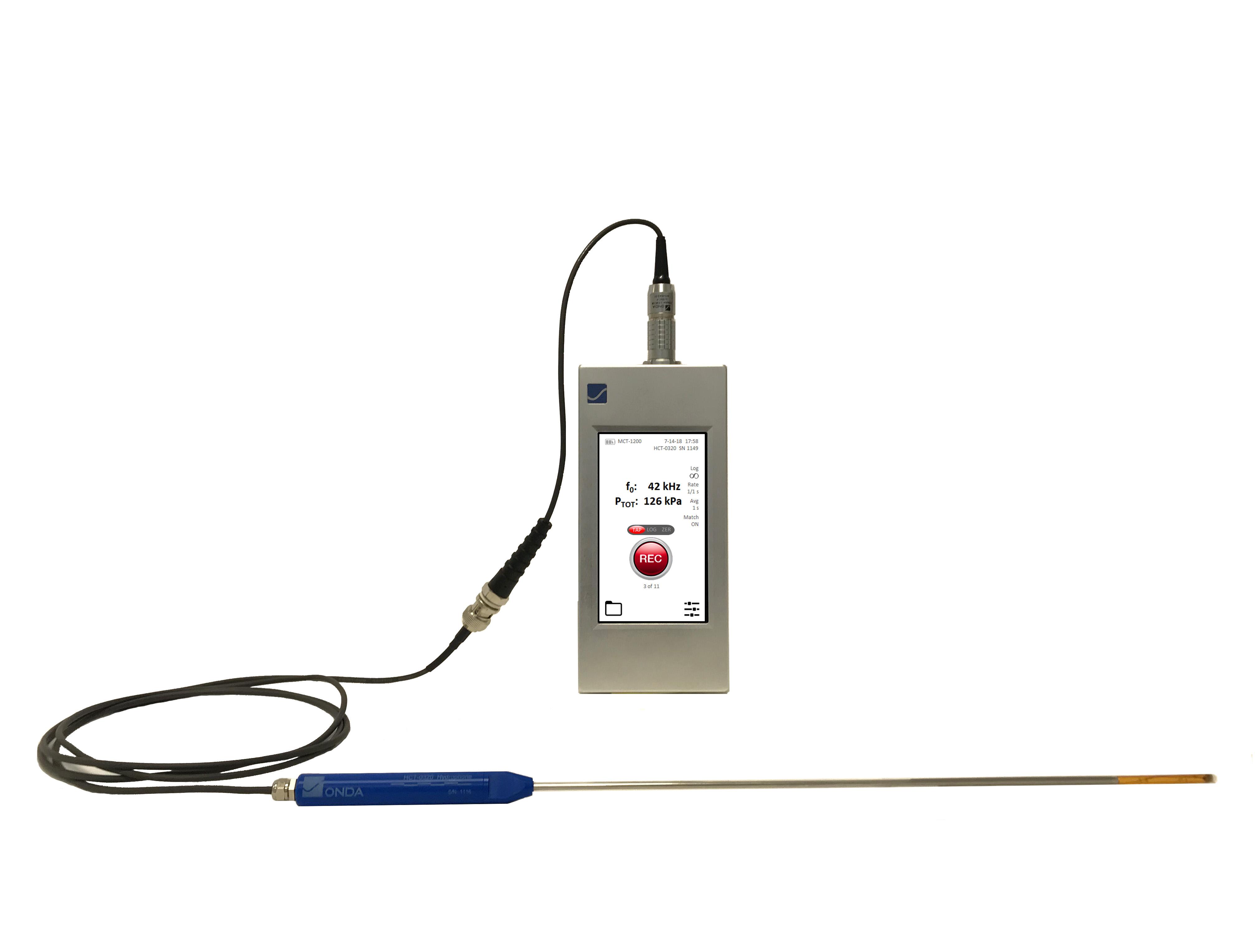 MCT-1200 Digital Pressure Meter